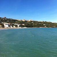 Photo taken at Vasto Marina by Mattia O. on 11/8/2012