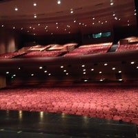 Photo taken at The Heymann Performing Arts Center by Kyle L. on 12/5/2012