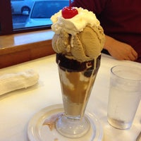 Photo taken at Fentons Creamery & Restaurant by John J. on 5/12/2013