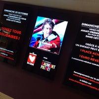 Photo taken at Pathé Beaux-arts by Aurelie on 10/12/2013