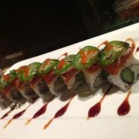 Photo taken at Mikado Sushi by Noah M. on 3/20/2013