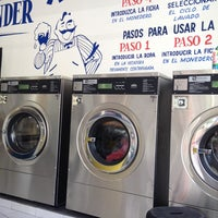 Photo taken at Easywash Lavanderias by Marcos C. on 9/22/2014