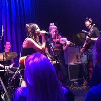Photo taken at The Red Room @ Cafe 939 by Berklee College of Music on 1/31/2013