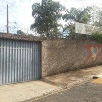 Photo taken at Escola estadual Carmelita Garcia by Dhave TIM Beta on 3/21/2014