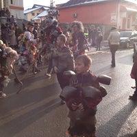 Photo taken at Vișeu de Sus by Bogdan C. on 12/25/2012