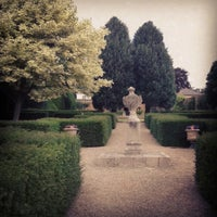 Photo taken at Raby Castle by Anna M. on 7/25/2013
