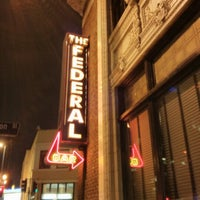 Photo taken at The Federal Bar by Michael M. on 2/8/2013