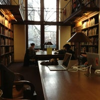 Photo taken at Avery Architectural & Fine Arts Library by Georgiy S. on 2/4/2013