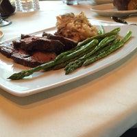 Photo taken at Opus 9 Steakhouse by Randa S. on 8/21/2014