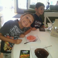 Photo taken at Fairy Cakes Cupcakery by Casimer G. on 7/25/2013