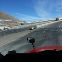 Photo taken at Deer Creek Dam by Greg W. on 2/3/2013