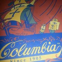 Photo prise au Columbia Restaurant par Traci S. le4/18/2013