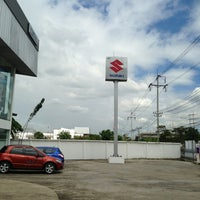Foto tomada en Suzuki Min-Buri por Ty W. el 6/8/2013
