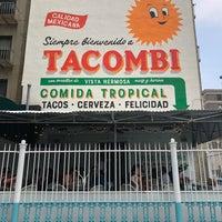 Photo taken at Tacombi by Avneesh K. on 7/4/2018