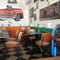Photo taken at Elephant Diner by Jozef P. on 5/1/2014