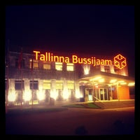 Photo taken at Tallinn bus station by Dmitry B. on 9/26/2013