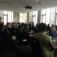 Photo taken at NYU Center for Multicultural Education and Programs (NYU CMEP) by Miriam N. on 2/24/2013