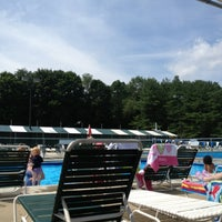 Photo taken at Cedardale Tennis & Pool by Diana G. on 6/30/2013