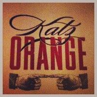 8/20/2013 tarihinde Janine F.ziyaretçi tarafından Katz Orange'de çekilen fotoğraf