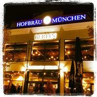 Das Foto wurde bei Hofbräuhaus Berlin von Nico K. am 11/8/2012 aufgenommen