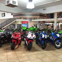 Photo taken at Riva Motorsports by Marcos F. on 3/2/2015