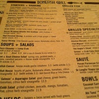 Photo taken at Bonefish Grill by Carynn S. on 3/22/2013