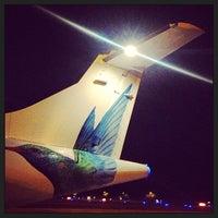 Foto diambil di A.N.R. Robinson International Airport (TAB) oleh Ricardo N. pada 1/2/2013