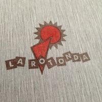 Photo taken at Cafe La Rotonda by Andrea S. on 8/1/2013