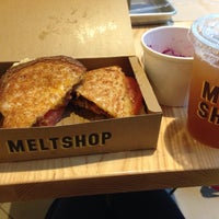 Photo taken at Melt Shop by Patty C. on 1/13/2014
