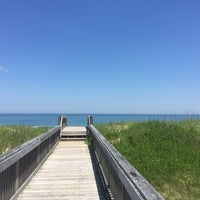 Photo taken at Kill Devil Hills, NC by Darlet M. on 5/27/2017