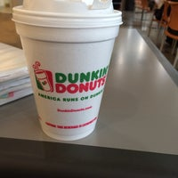 Photo taken at Dunkin Donuts at Bergen Community College by Duygu A. on 12/6/2013