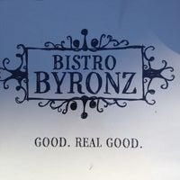 Photo taken at Bistro Byronz by Patrick H. on 1/25/2013