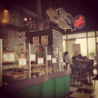 Photo taken at Pizza Schmizza - Hillsboro Airport by Barbara T. on 5/23/2014