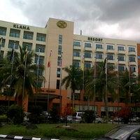 Photo taken at Klana Resort Seremban by roseli z. on 1/11/2013