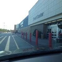 Photo taken at Walmart Supercenter by David B. on 12/1/2012