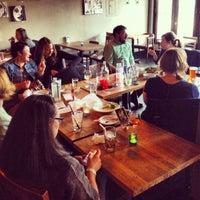 Photo taken at Saint John's Bar & Eatery by Maggi M. on 5/18/2013