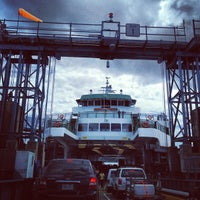 Photo taken at Bremerton Ferry Terminal by Maggi M. on 8/24/2013