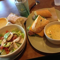 Photo taken at Panera Bread by Roxana R. on 1/16/2013