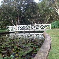 Photo taken at Centennial Park by EatDrinkSeeDo on 11/17/2012