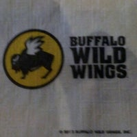 Photo taken at Buffalo Wild Wings by Samantha D. on 11/10/2012
