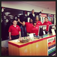 Photo taken at MacMall Retail Store by Chris Q. on 11/29/2013