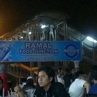 Photo taken at Ramal Junction Food Court by Hazrul Z. on 11/13/2012