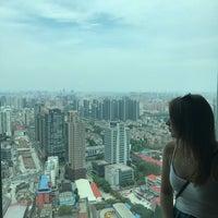 Photo taken at Novotel Atlantis Shanghai | 海神诺富特大酒店 by Tuyara P. on 6/18/2017