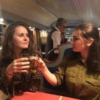Photo taken at Вагон-ресторан поезда 50 by Elena P. on 5/3/2018