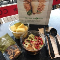 Photo taken at Pret A Manger by Paulina M. on 5/15/2017