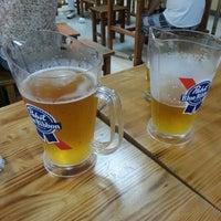 Photo taken at Yataimura Beer Garden by Robert D. on 12/2/2012
