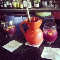 Photo taken at Catas - Tapas Restaurant & Bar by Bryan Mayhem E. on 12/5/2012