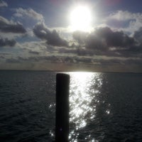 Photo taken at Dolphin Inn by Mark P. on 4/28/2013