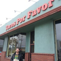 Photo taken at Tacos Por Favor by Mark P. on 3/29/2013