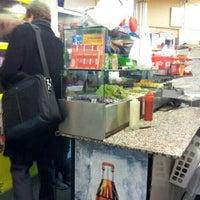 Photo taken at Metro Döner by Vincent O. on 2/20/2013